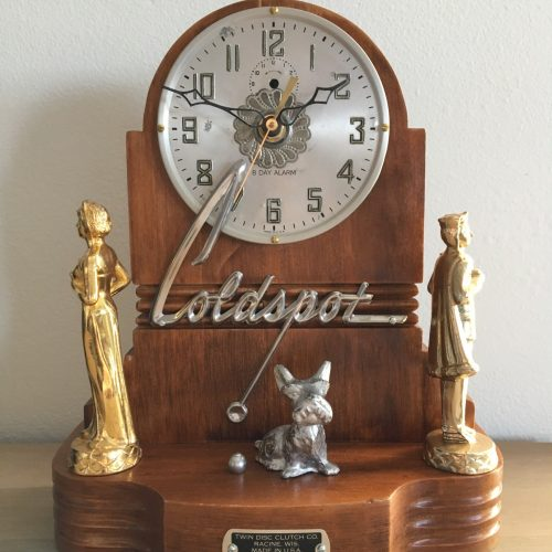 Coldspot clock
